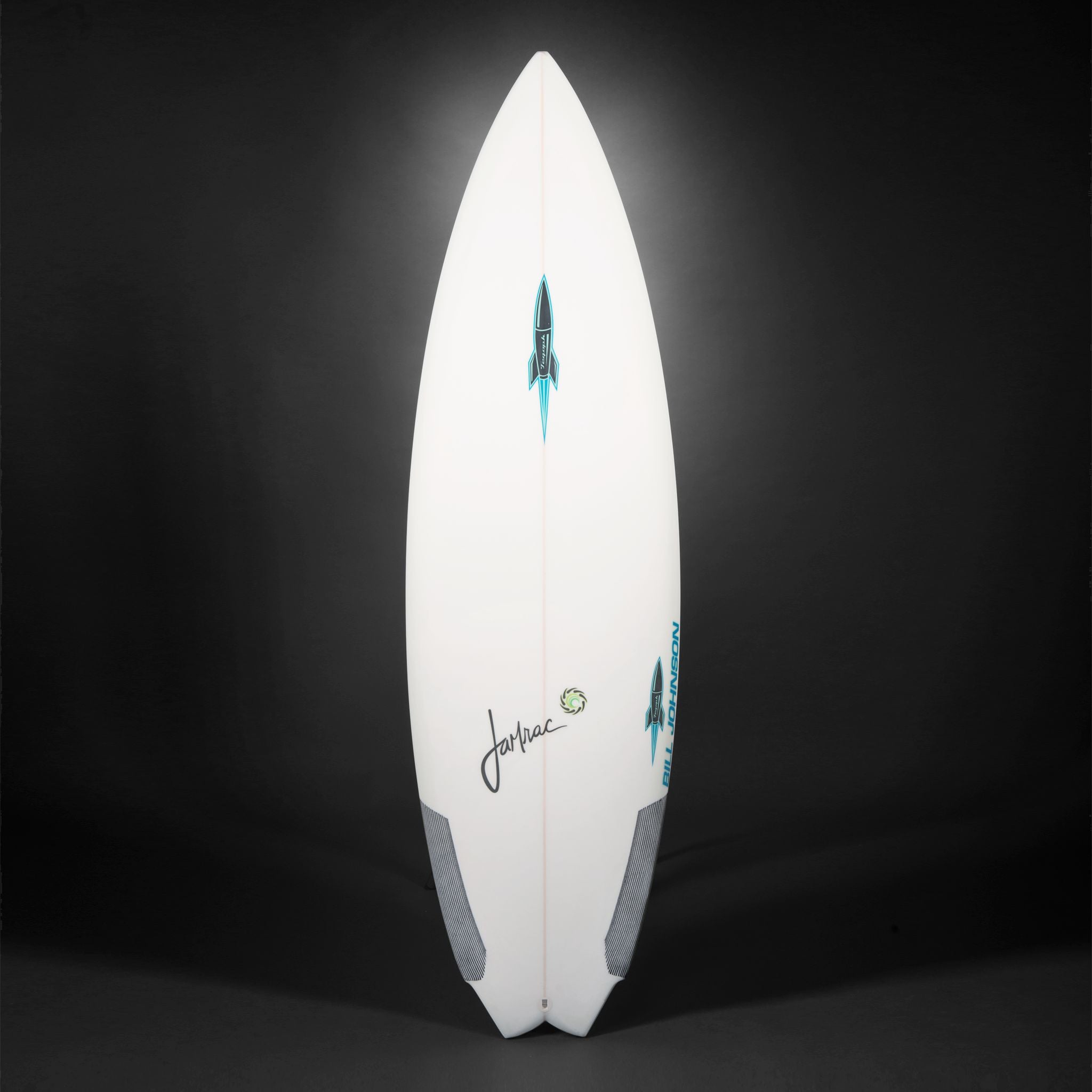 Bill Johnson Johnny Rocket Surfboard