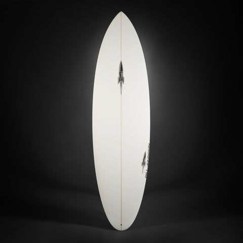 Bill Johnson Baboon Surfboard