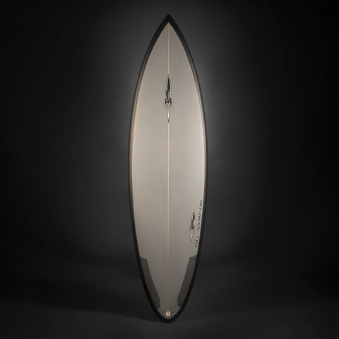Bill Johnson Godfather Model Surfboard- Top