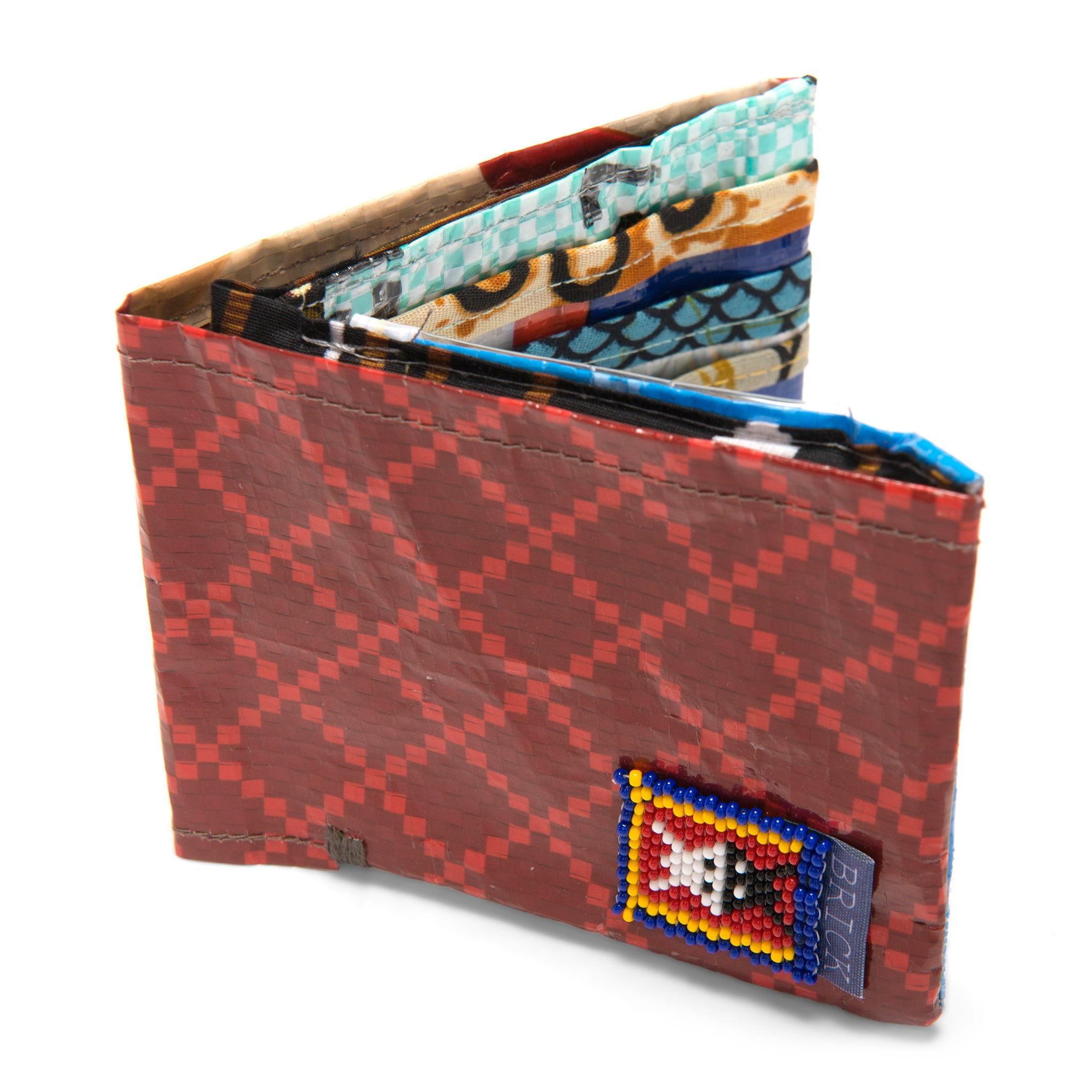 BRICK Hand Made Wallets (Large) 1
