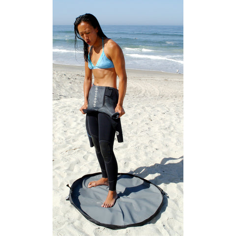Wetsuit Bag and Changing Mat