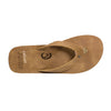 Cobian Las Olas Mens Sandals (Tan)-Top