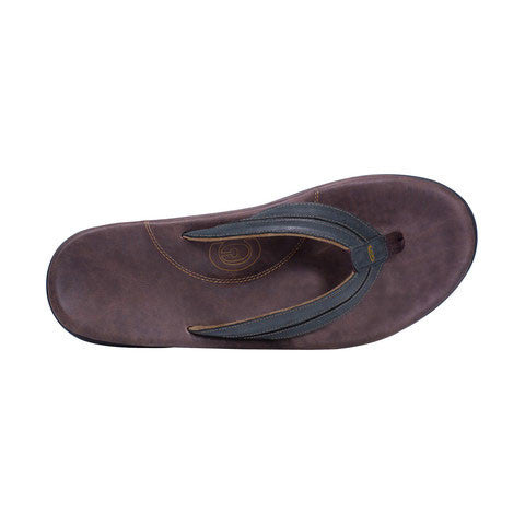 Cobian Tofino Archy Leather Mens Sandals-Top