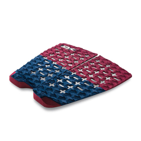 Dakine Hobgood Surfboard Traction Pad (Burgundy/Navy)