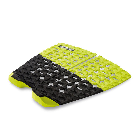 Dakine Hobgood Surfboard Traction Pad (Citron/Black)