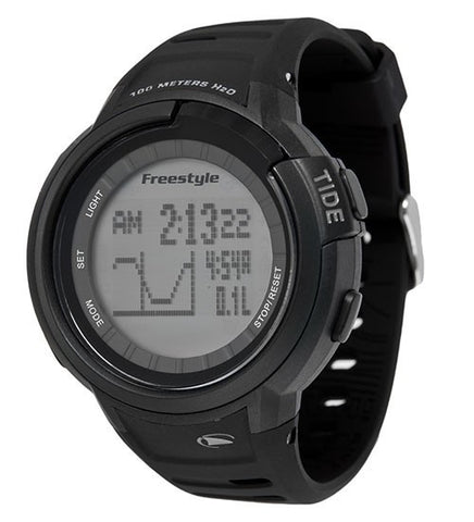 Freestyle Mariner Tide Watch (Black)
