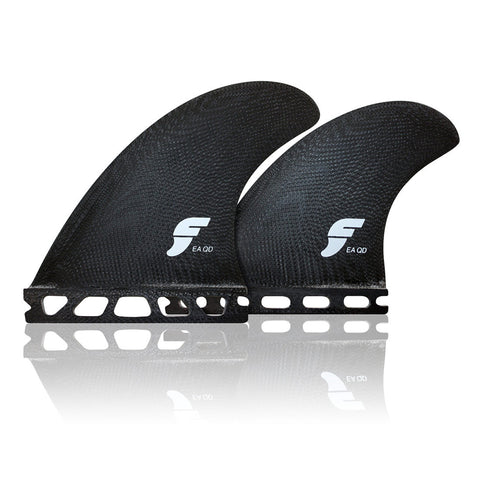 Futures Fins Fiberglass EA Quad Set