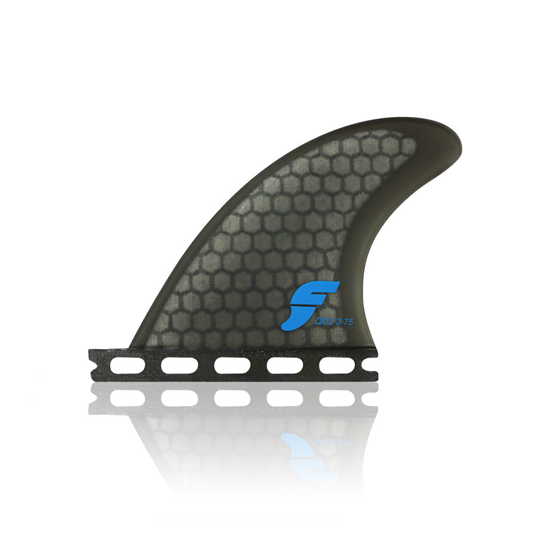 Futures Fins Honeycomb QD2 3.75 Quad Rear Set