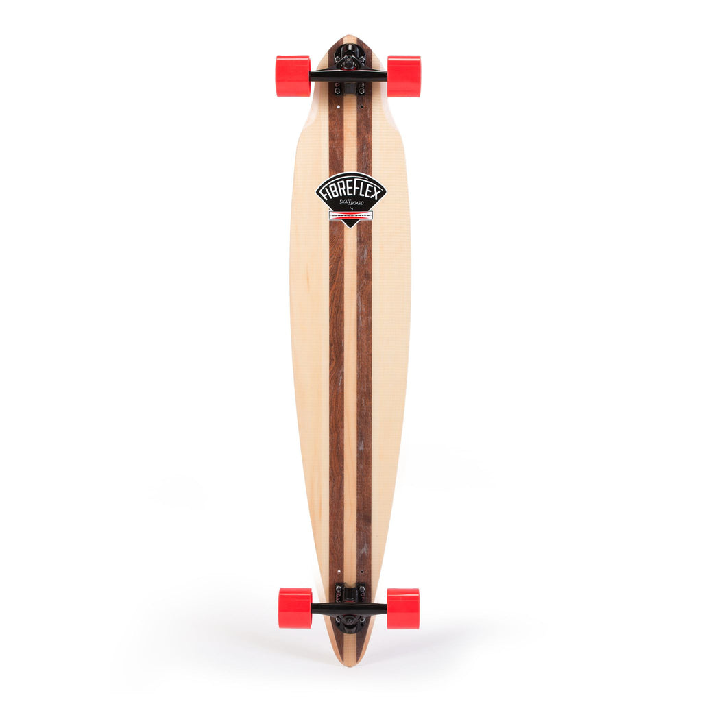 Gordon   Smith FibreFlex Pintail Longboard Skateboard – Groundswell ... 265984d4c81