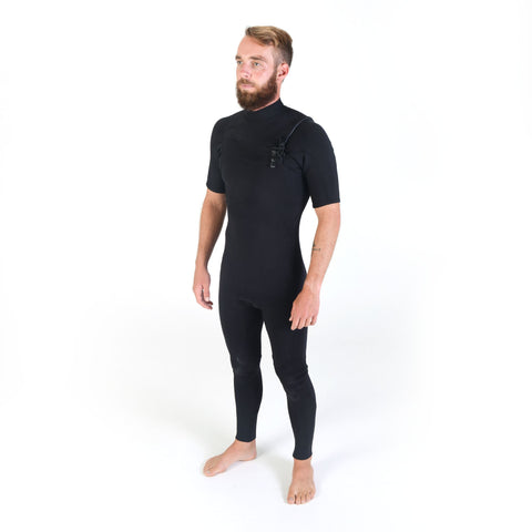 Groundswell Supply Custom Made Wetsuits (Short Arm Full Suit)