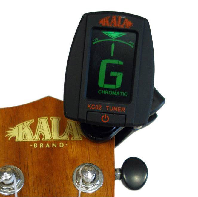 kala brand klipz ukulele tuner groundswell supply. Black Bedroom Furniture Sets. Home Design Ideas