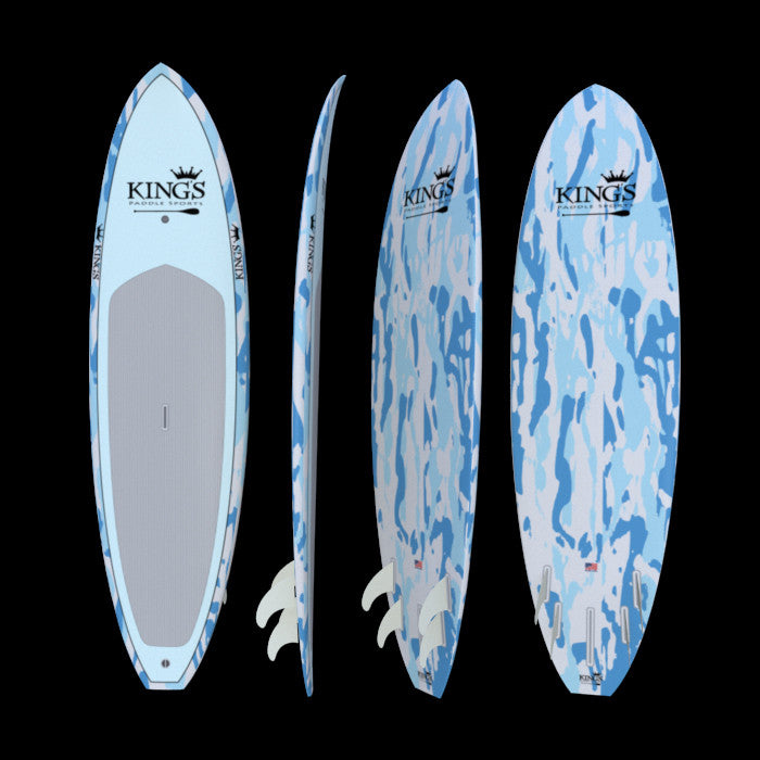 King's Crossover Stand Up Paddle Board