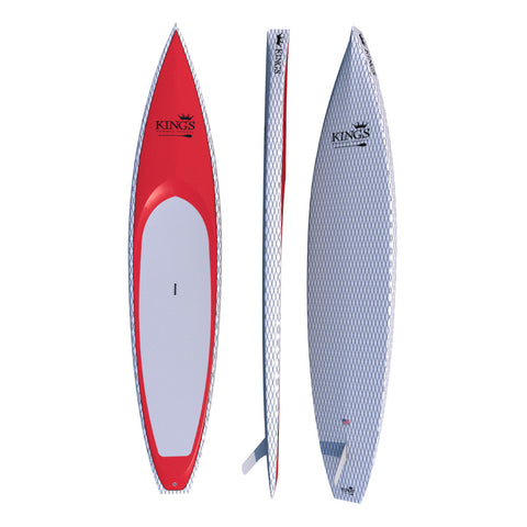 King's Racer X Stand Up Paddle Board