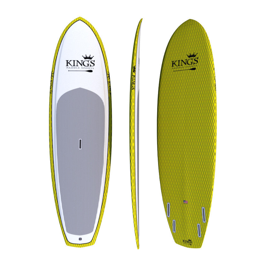 King's Super Simmons Stand Up Paddle Board