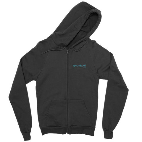 Groundswell Supply Zip Hoodie