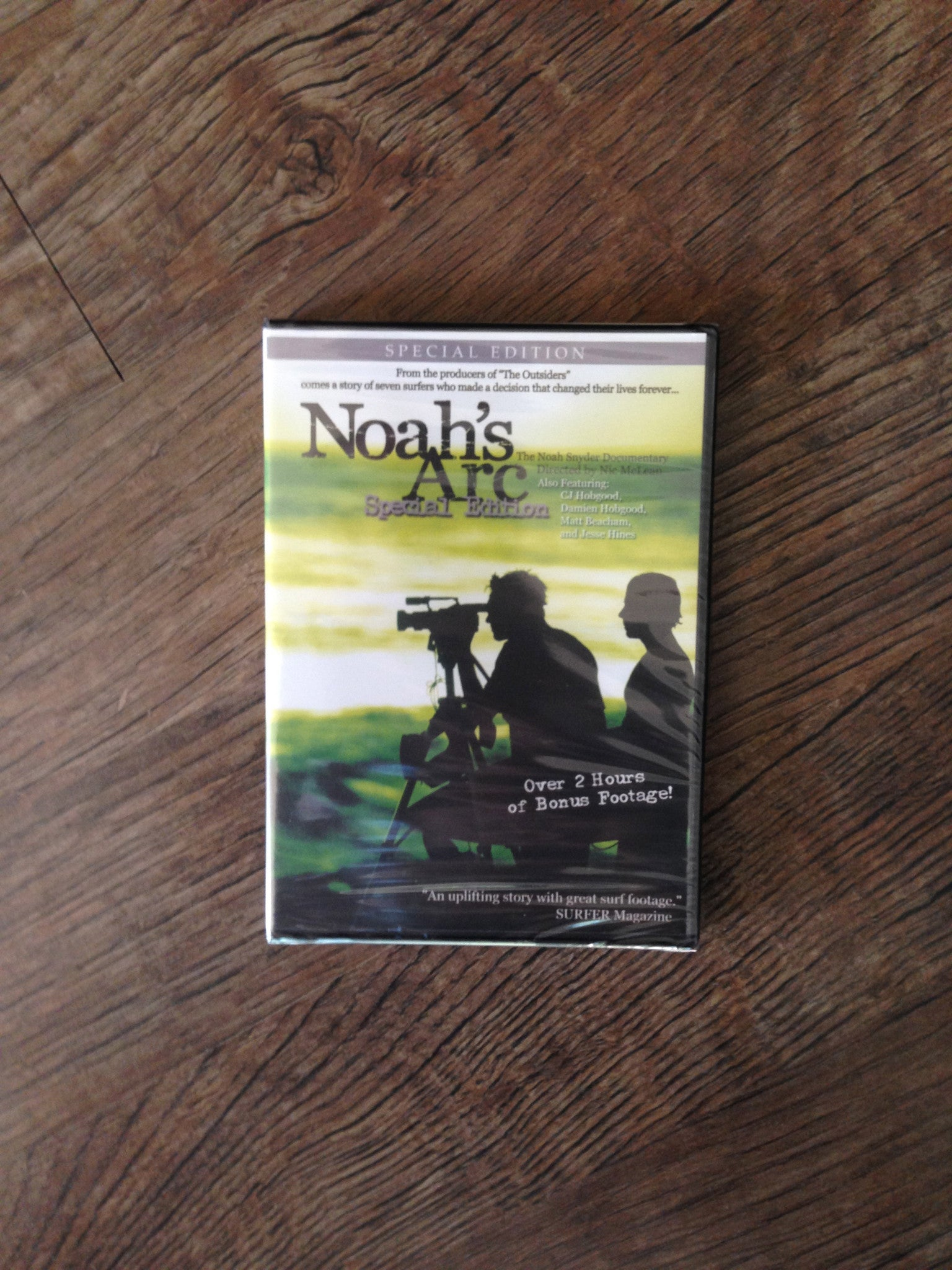 Noahs Arc Land Movie (DVD)
