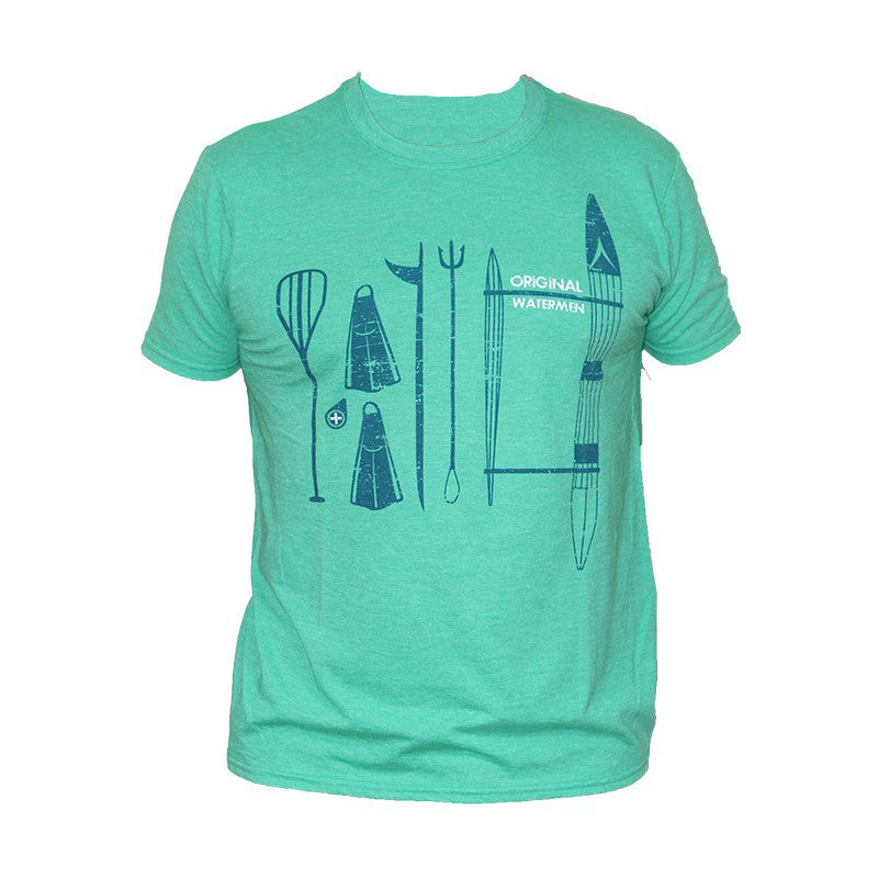 Original Watermen Tools of the Trade T-Shirt