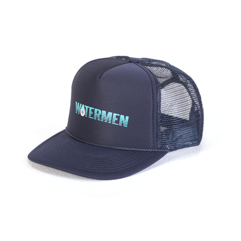 Original Watermen Trucker Hat (Blue)
