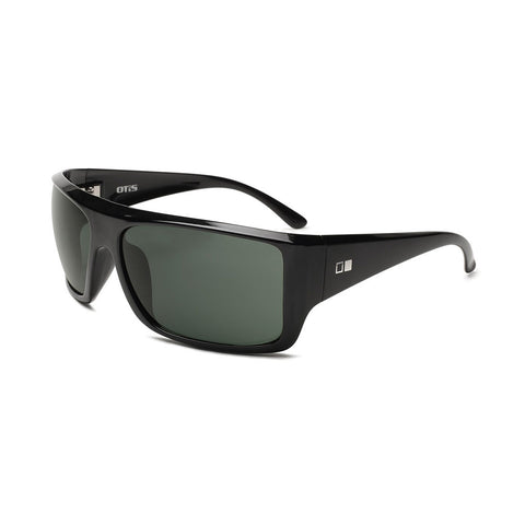 Otis Blunt Sunglasses (Black/Grey Polarized)