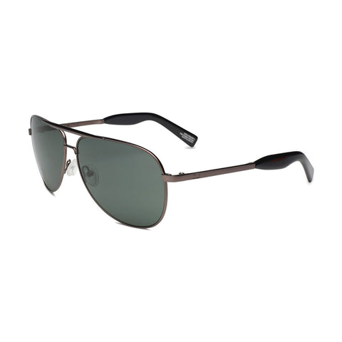 Otis Double Lucky Sunglasses (Gun Metal/Grey Polarized)