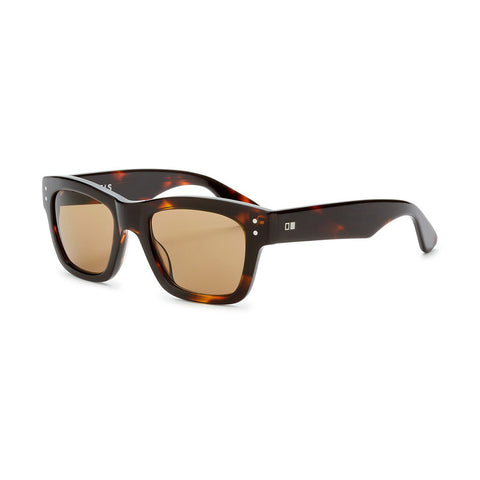Otis Missing Pieces Sunglasses (Coffee/Tropical Brown)