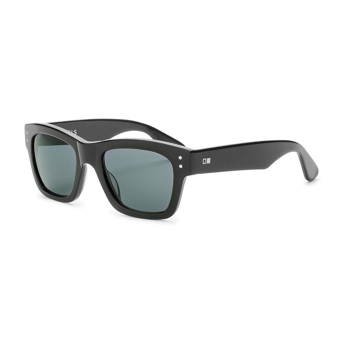 bfb961091b Otis Missing Pieces Sunglasses (Shiny Black Grey Polarized) – Groundswell  Supply