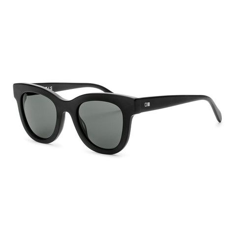 Otis Mona Sunglasses (Matte Black/Cool Grey)