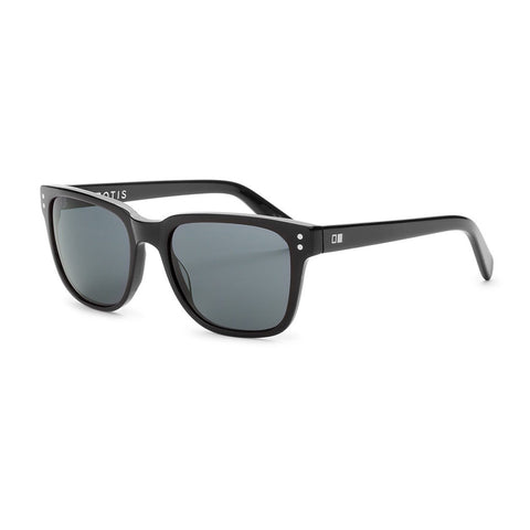 Otis Test of Time Sunglasses (Black/Grey Polarized)