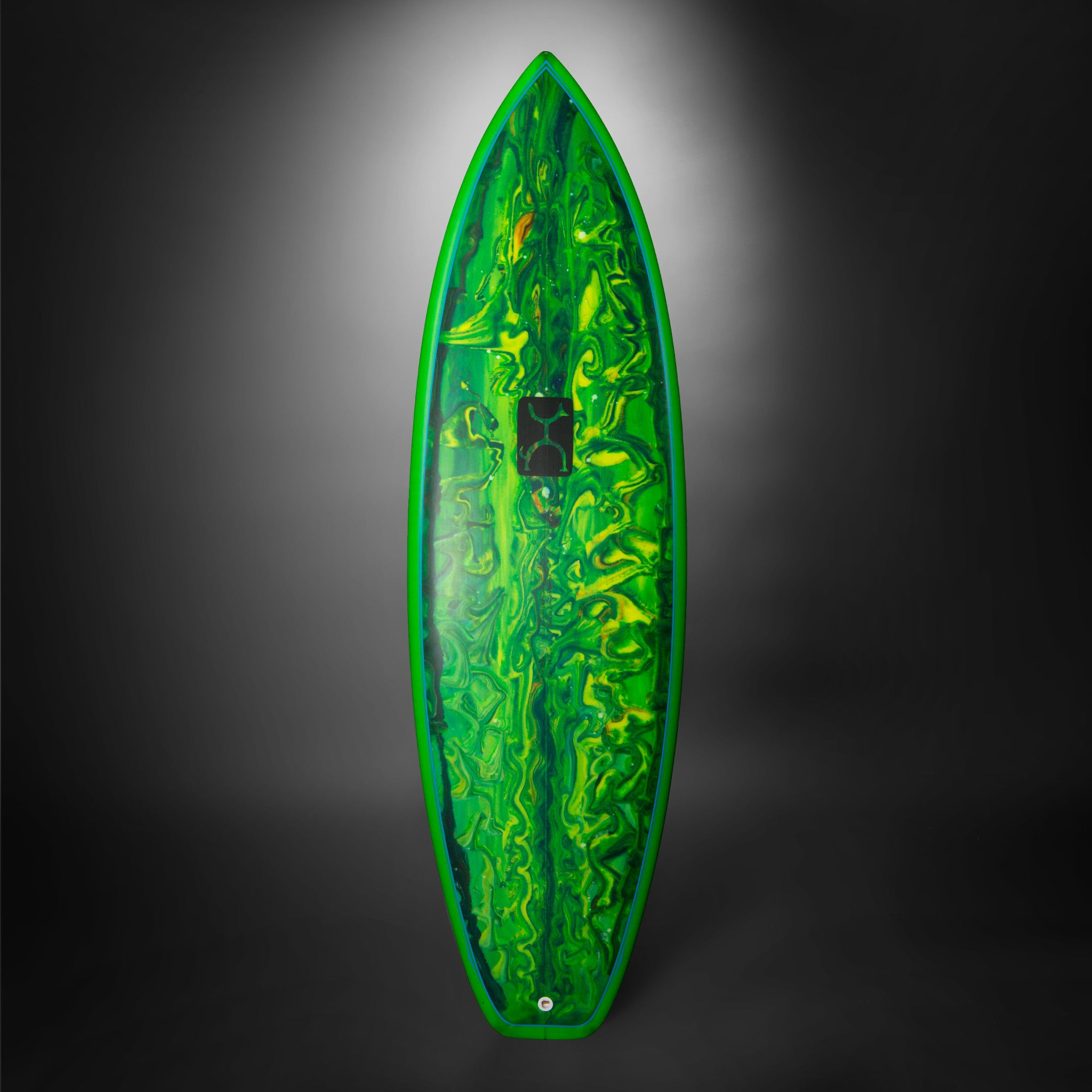 Rob Machado Surfboards Sliced Almond Butter Model