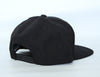 Original Watermen Seafarer Snapback Hat (Black) Back