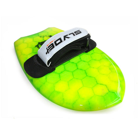 Slyde Handboards Hexflex Jelly Bean