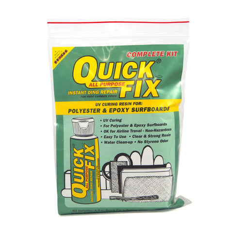 SurfCo Hawaii Quick Fix Ding Repair Kit