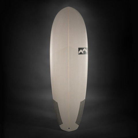 BlackBird Surfboards Owl Surfboard-Top