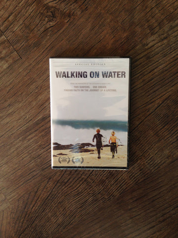 Walking on Water Movie (DVD)
