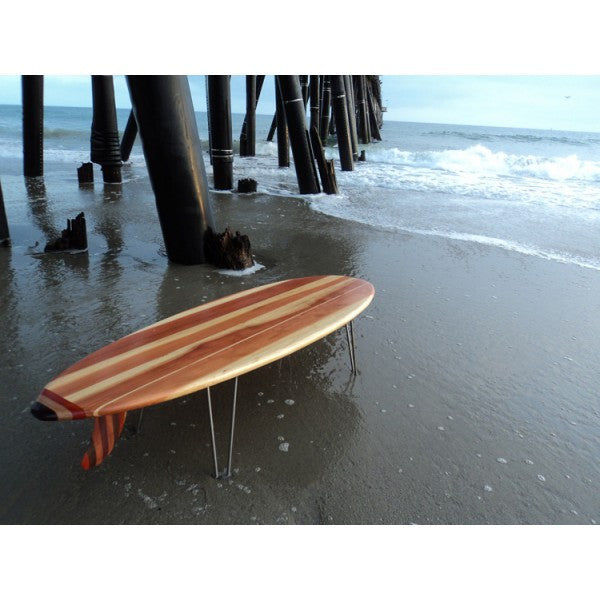 ... Surfboard Coffee Table Modern Fin ...