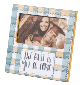 The Best is Yet to Come - Plaque Frame