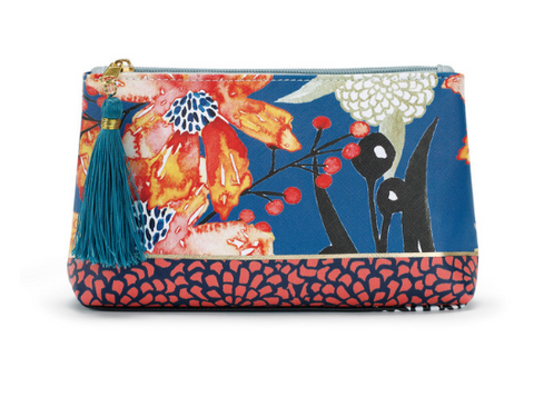 Caroline Simas Cosmetic Pouch - Blessed