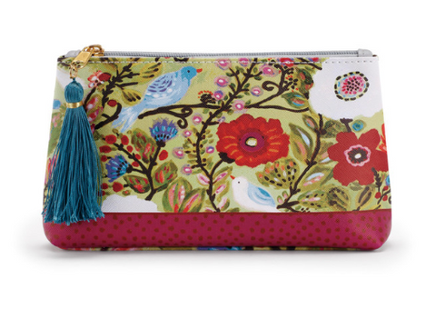 Karen Fields Cosmetic Pouch - Forever Friends
