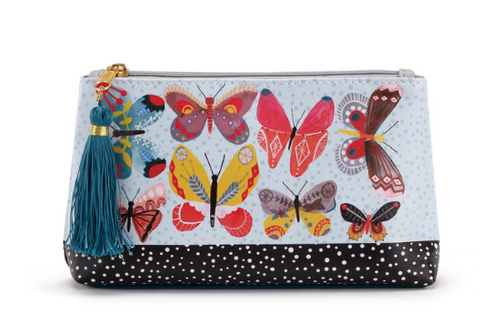 Anisa Makhoul Cosmetic Pouch - Be Yourself
