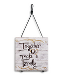 Together We Make a Family - Expandable Trivet