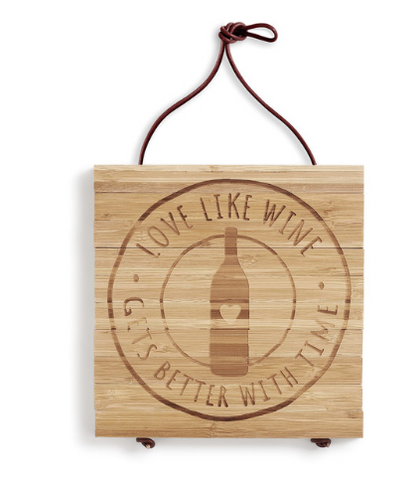 Love Like Wine - Expandable Trivet