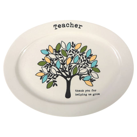 Help Me Grow Teacher Platter