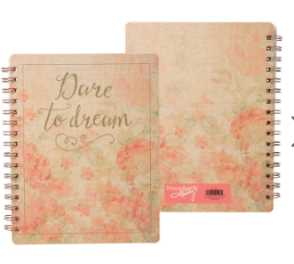 Dream - Spiral Notebook