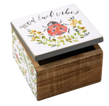 Good Luck Vibes - Hinged Box