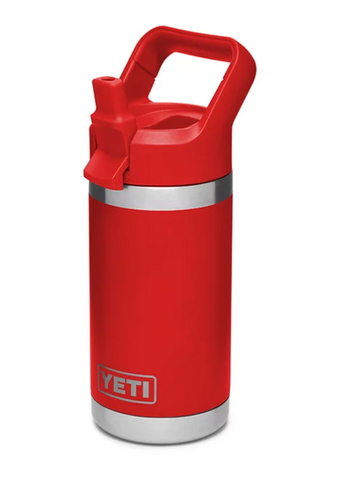 YETI® Canyon Red Rambler Jr. 12 oz Kids Bottle