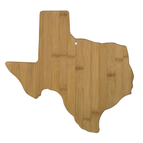 TEXAS- Totally Bamboo Serving & Cutting Board
