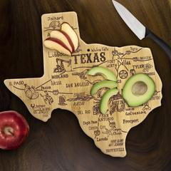 Destination - TEXAS- Totally Bamboo Serving & Cutting Board