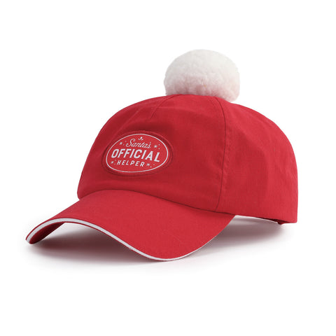 Santa's Helper Cap