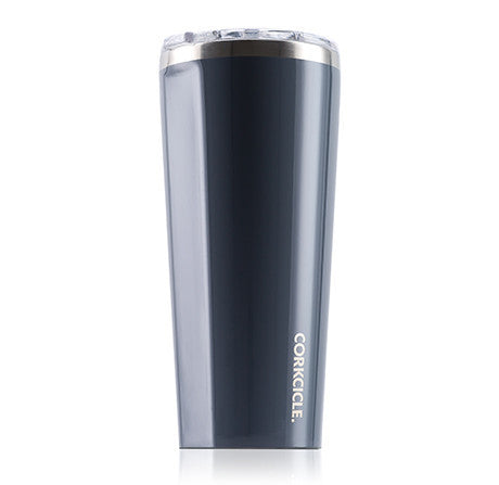 24 oz. Gloss Graphite Tumbler