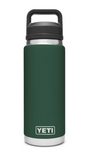 YETI® Northwoods Green Rambler 26 oz. Bottle with Chug Cap